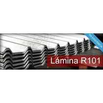 Lamina Galvanizada Calibre 26 Tr101 Por Metro