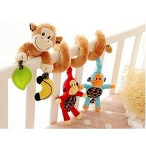 Bumud Infantil Del Bebé Actividad Espiral Bed & Cochecito De