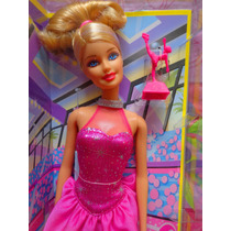 Barbie Campeona De Patinaje