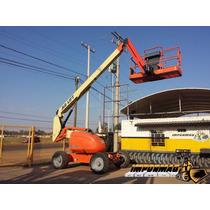 Canastilla Elevadora Jgl 600aj Año 2012 De Diesel