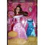 Disney Belle Singing Doll Y Vestuario Set