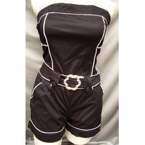 Hotpants Short Top Conjunto Straples Tallas Extras