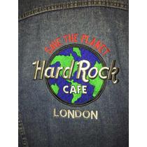 Chamarra Hard Rock Cafe Original De Londres Unisex