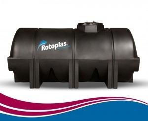 Tanque horizontal nodriza rotoplas 4000 lts 17138 4 bzxiw for Estanques de agua 5000 litros precios
