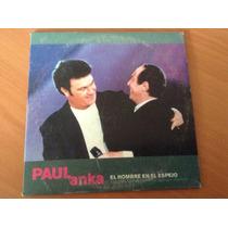 Paul Anka El Hombre En El Espejo (mijares) Cd Promo