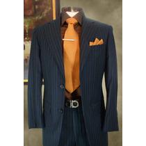 Exclusivo Traje Ralph Lauren Talla 36c Color Marino