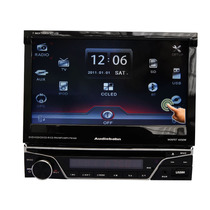 Autoestereo Audiobahn Touch Screen D 7 Pulg Motorizada Xaris