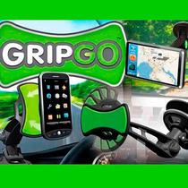 Soporte Universal Gripgo Iphone Gps Tablet Como Lo Vio En Tv