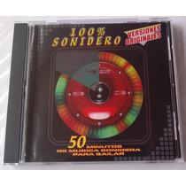 100% Sonidero 50 Mins De Musica Sonidera Cd Disa 2002 Bvf