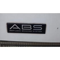 Chevrolet Cutlass 91-96 ,emblema Abs
