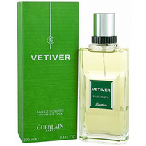 Vv4 Perfume Vetiver By Guerlain 100 Ml.