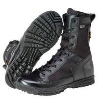 Botas Tacticas5.11 Tactical Skyweight Wp W/zipper Black Boot