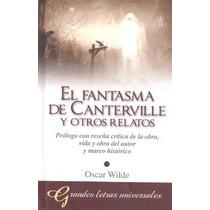 El Fantasma De Canterville... Marqués Sade. Hm4