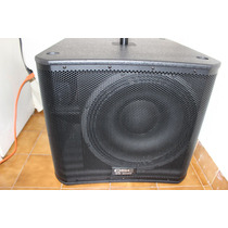 Subwoofer Bafle Amplificado Activo Qsc Kw181