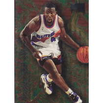 1995-96 Metal Tempered Steel Michael Finley Suns