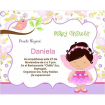 Kit Imprimible De Hadita Rosa Baby Shower Fiesta Nacimiento