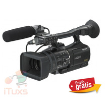 Ituxs I Videocámara Sony Hvr-v1 Cuerpo Nueva I Envio Gratis