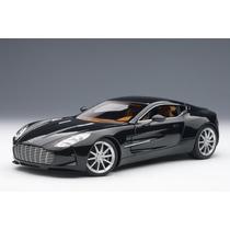 Aston Martin One - 77 Auto A Escala De Colección