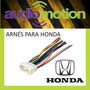 Arnes Adaptador Honda Suzuki Swift Hon-1806