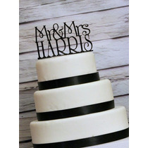 Cake Topper, Decoración Para Pastel Personalizado