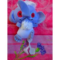 Peluche De Mascota De Elefante De Monster High Abbey Bominab