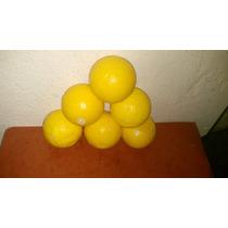 Esferas Unicel De Navidad O Manualidades A $ 100 X 100 Pzs