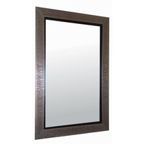 Espejo Fashion Elegante Plata Moderno 70 X 110
