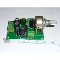 Amplificador De Audio Njm386d Lm386 Bajo Voltaje, Nuevo