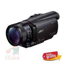 Ituxs I Videocámara Sony Fdr-ax100 Nueva | Envio Gratis