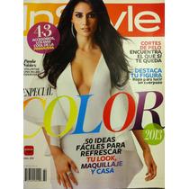 Paola Nuñez Revista In Style