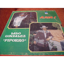 Lp Lalo Gonzalez El Piporro, Ajua, Envio Gratis