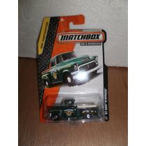 Matchbox Camioneta 57 Gmc Stepside Verde 1:64