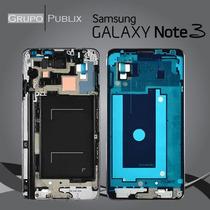 Marco Central Samsung Galaxy Note 3 N900 Bisel Original
