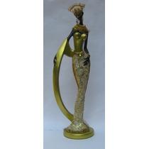 Diosa Africana Orisha Oshun De La Prosperidad