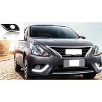 Led Drl Luz De Dia Faros Nissan Versa 2014 Envio Gratis