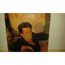 Disco De Acetato Autografiadode Emmanuel
