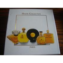 Perfume Miniatura Coleccion Estuche Haute Collection