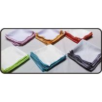12 Servilletas De Tela Personalizadas A Todo Color,