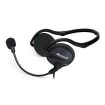 Microsoft - Diadema Miicrosoft Lx-2000 Pl C/microfono