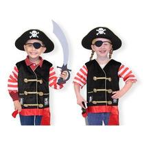 Disfraz Pirata Jake Cuentos Creatividad Halloween Educativo