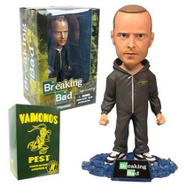 Breaking Bad Jesse Pinkman Vamonos Pest Cabezon Exclusivo