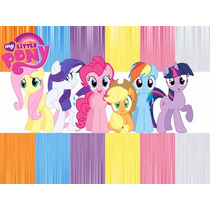 Kit Imprimible My Little Pony Equestria Girls, Decora Fiesta
