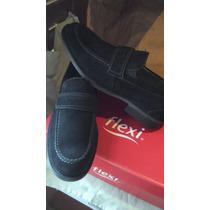 Zapatos Flexi 11 Mex 13 Usa 31 Cm Super Comodos Casuales