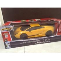 Lamborghini Gallarrdo Control Remoto. Amarillo