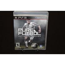 Pure Futbol Authentic Soccer. Playstation 3. Seminuevo