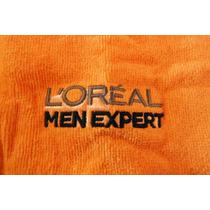 Toalla Loreal Men Expert Naranja Para Viajero Facial Orange