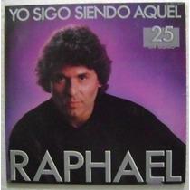 Raphael / Yo Sigo Siendo Aquel 1 Disco Lp Vinilo