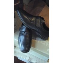 Zapato Casual 11mex 13us 31cm Se Abrocha Con Velcro