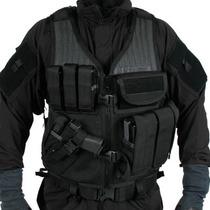 Tb Chaleco Tactico Blackhawk Omega Elite Cross Draw Vest