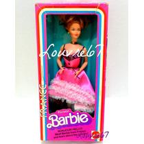 Barbie Francia Parisina 1er Ed. Dolls Of The World Louvre67